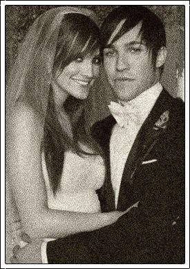 Ashlee Simpson married Pete Wentz