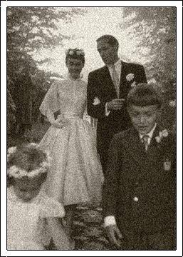Audrey Hepburn married Mel Ferrer