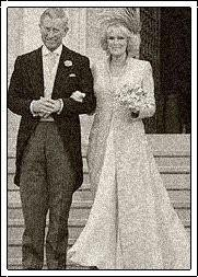 Camilla Parker Bowles married HRH Prince Charles, the Prince of Whales