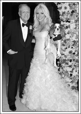 Hugh Hefner is engaged to Crystal Harris