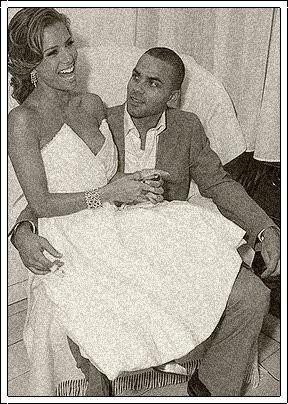 Eva Longoria married Tony Parker