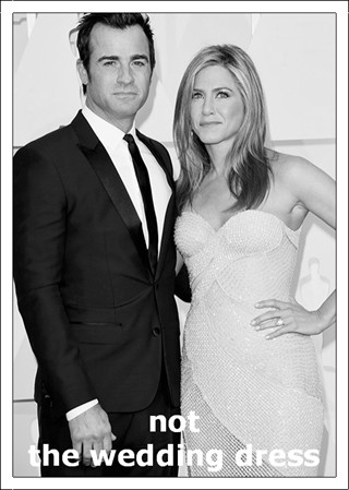 Jennifer Aniston married Justin Theroux