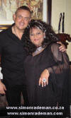 Simon Rademan, Shaleen Surtie-Richards