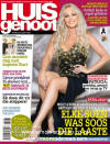 Patricia Lewis on the cover of Huisgenoot
